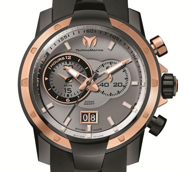 TechnoMarine UF6 Chronographe Grande Date