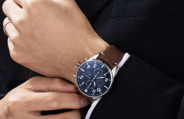 Aérowatch Chronographe Pilote : belle envolée