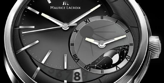 Pontos décentrique GMT de Maurice Lacroix