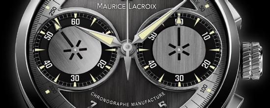 Masterpiece Le Chronographe de Maurice Lacroix