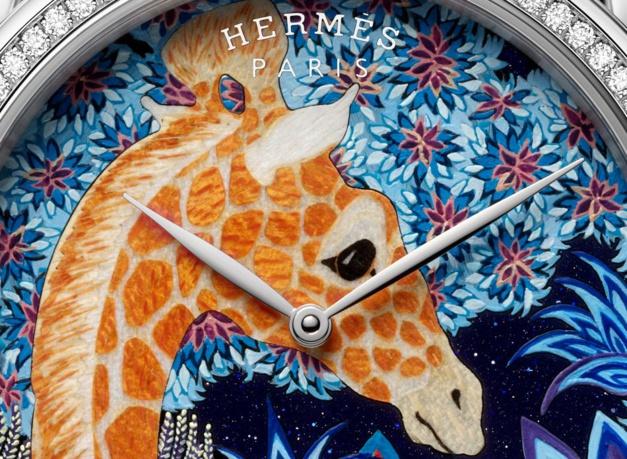 Hermès Arceau The Three Graces : association de métiers d'art