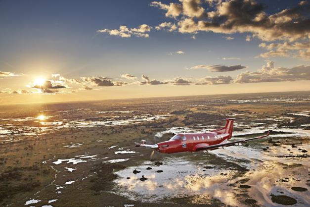 Oris Okavango Air Rescue Limited Edition : l'appel de la savane