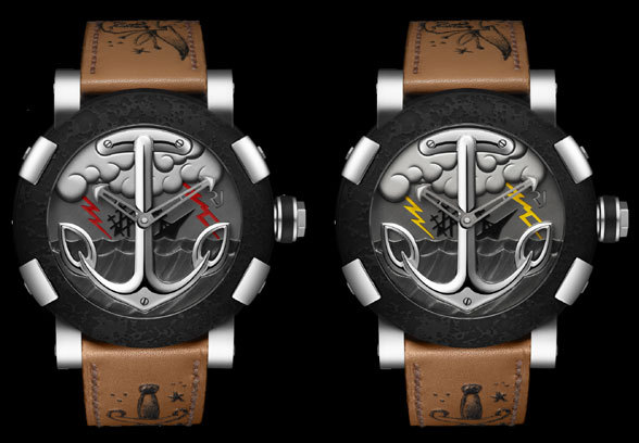 RJ-Romain Jerome Tattoo-DNA