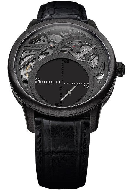 Maurice Lacroix Masterpiece Seconde Mystérieuse Only Watch 2013
