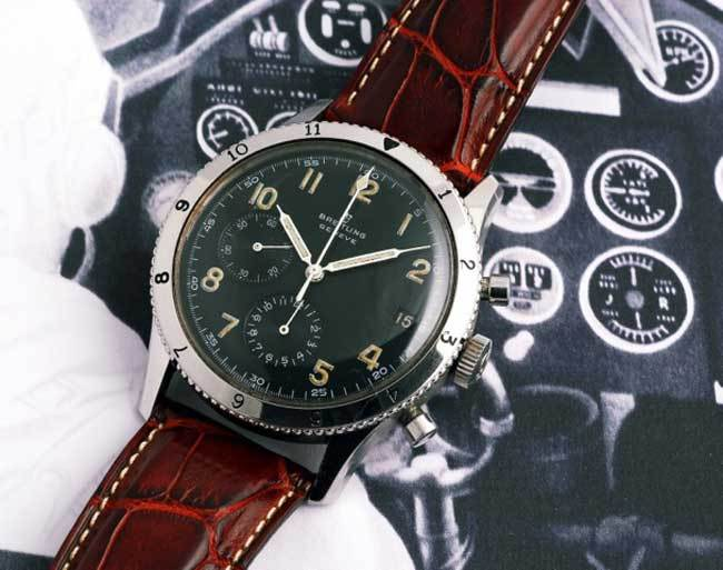 Vintage Watch Collection : Breitling, un voyage initiatique à travers les icônes au « B » ailé