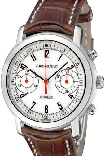Jules Audemars Tour Auto d'Audemars Piguet : des voitures de collection et une montre