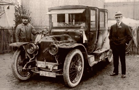Vintage 1945 Monaco 1911 de Girard-Perregaux