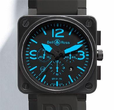 BR 01-94 Blue de Bell & Ross