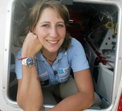 Maud Fontenoy en 2005