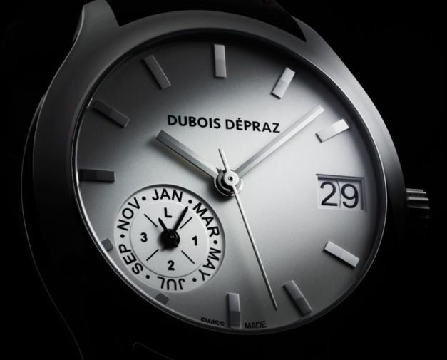 DD 56000 : Dubois Dépraz présente son nouveau calibre QP avec Grande Date