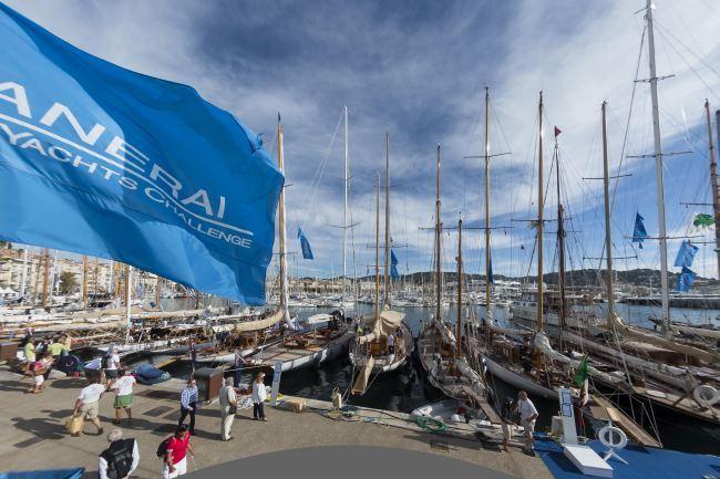 Panerai : Régates Royales 2013, à Cannes du 24 au 28 septembre