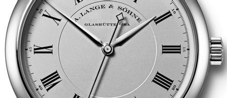 Richard Lange de Lange & Söhne (platine)