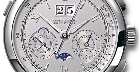 Le Datograph Perpétuel de Lange & Söhne : pour chaque instant… et pour l'éternité