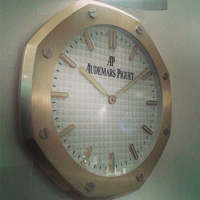 Horloge Audemars Piguet Paris