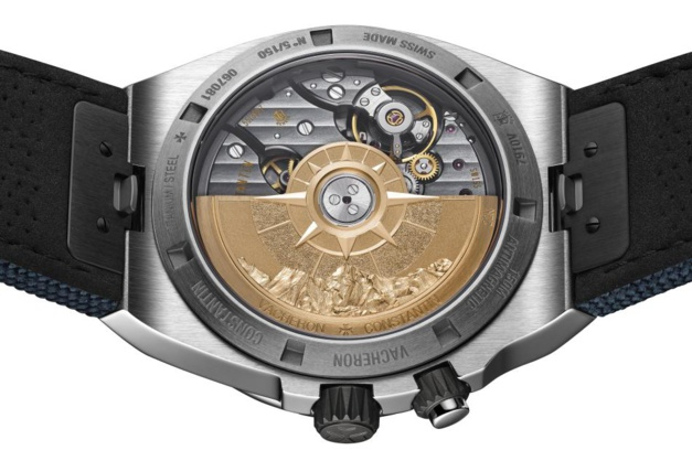 "Vacheron Constantin Overseas ""Everest"" Dual Time"