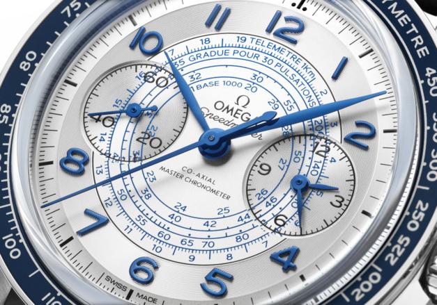 Omega Speedmaster Chronoscope : la Speed' autrement
