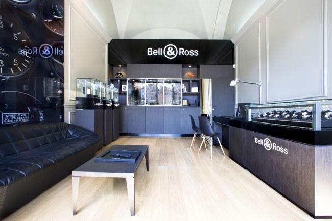 Boutique Bell&Ross Prague