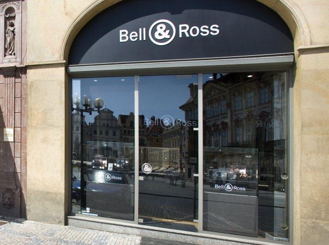 Bell & Ross : ouverture d'une boutique exclusive à Prague