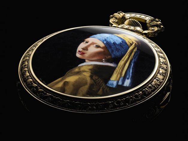 Vacheron Constantin : une montre de poche Les Cabinotiers Sonnerie Westminster Pièce Unique