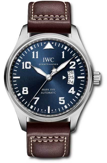 IWC : deux montres d'aviateur en hommage au Petit Prince de Saint-Ex'