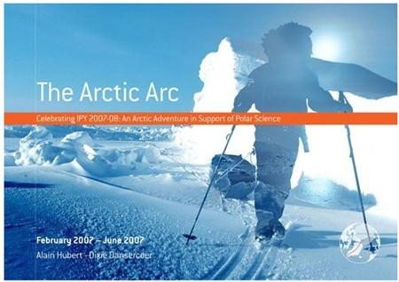 The Arctic Arc : 110 jours pour relever un défi scientifique, pédagogique et sportif… avec une Explorer II au poignet