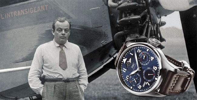 IWC : vente d'une montre unique en platine au profit de la Fondation Antoine de Saint-Exupéry pour la Jeunesse