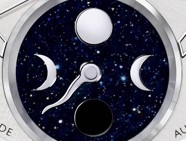 Chanel J12 Moonphase : la lune avec ou sans diamants…