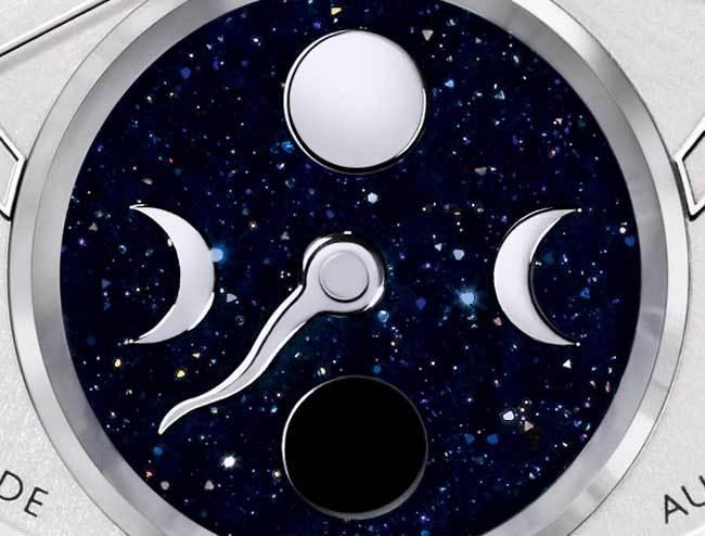 Chanel J12 Moonphase : la lune avec ou sans diamants…