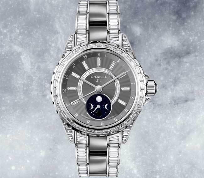 Chanel J12 Moonphase