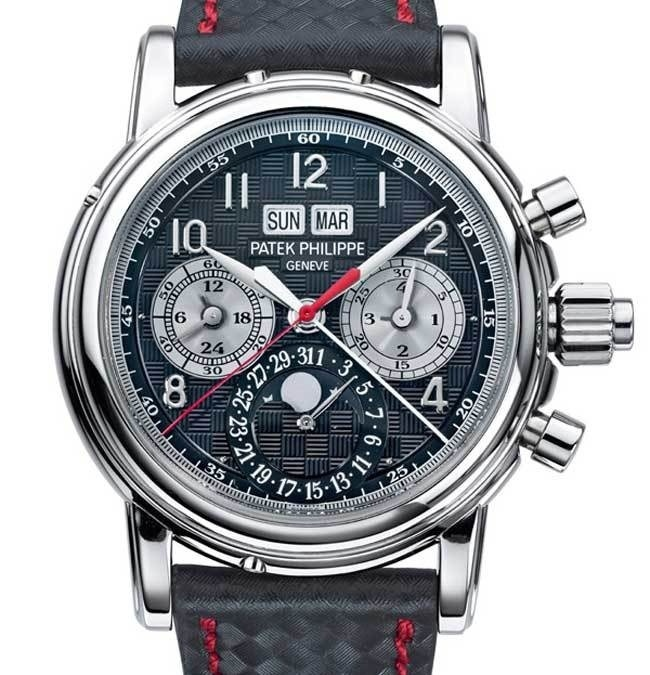 Only Watch 2013 : 2.950.000 euros pour le chrono Patek Philippe en titane