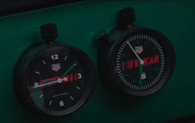 TAG Heuer et Porsche : collab' avec l'Art de L'Automobile d'Arthur Kar