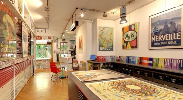 Galerie 123 Genève, DR