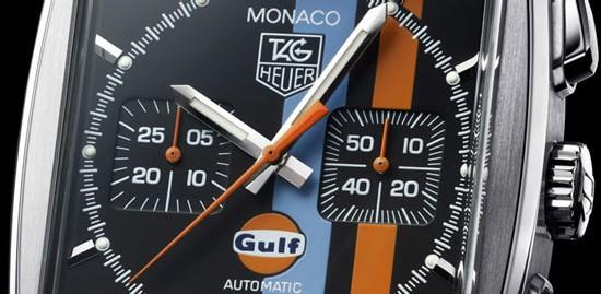 Monaco Vintage Limited Edition : l'icône carrée des sports mécaniques