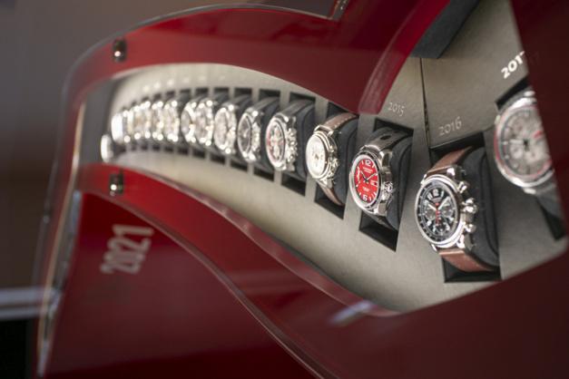 Chopard Mille Miglia Bamford Edition : 33 exemplaires pour 33 participations