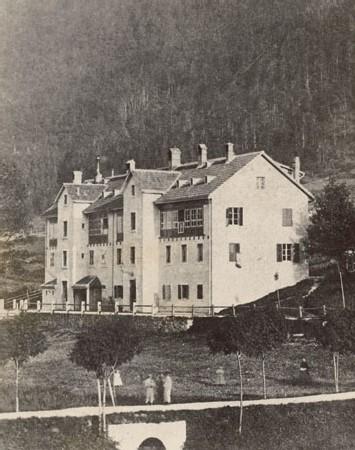La fabrique des Longines dans les années 1880.