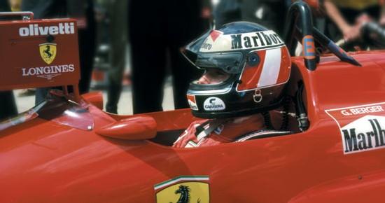 Chronométrage des courses de Formule 1 par Longines, 1985.