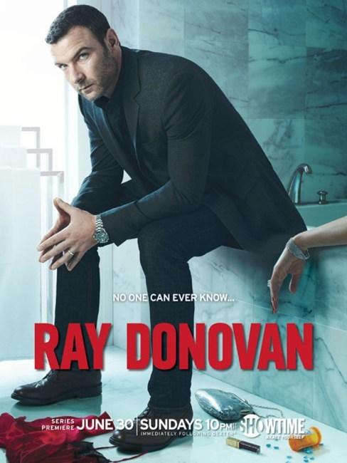 Ray Donovan : Liev Schreiber porte une Omega Seamaster Planet Ocean