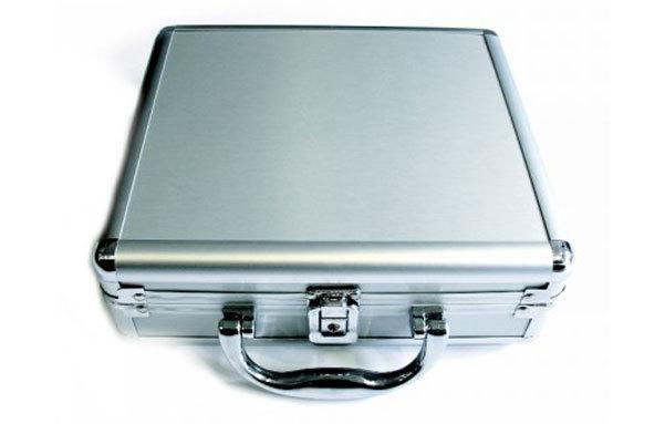 Mallette aluminium Kronokeeper