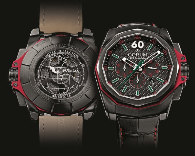 Admiral's Cup AC-One 45 Chronograph Americas Mexique