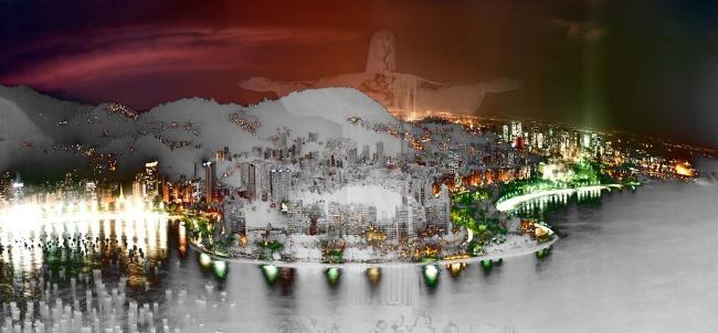 Guillaume Corpart Chaosopolis Rio de Janeiro