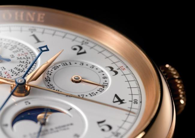 Lange & Söhne Grande Complication : un aboutissement pour une « nouvelle ère »