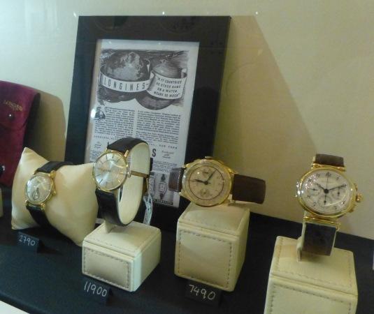 Momentum Dubai : adresse incontournable pour les montres vintage au Moyen-Orient