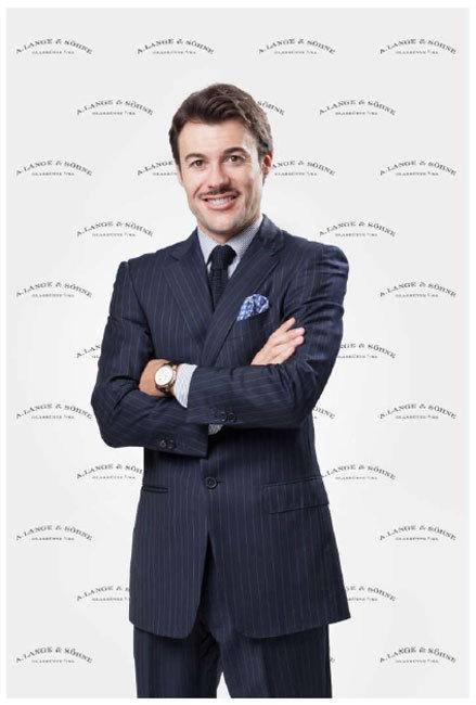 Luca Dondi : nouveau directeur Lange & Söhne pour l'Europe