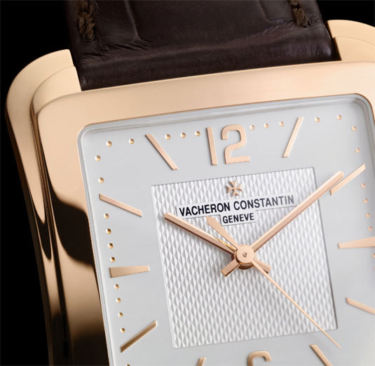 Vacheron Constantin Toledo 1951 : fan des fifties
