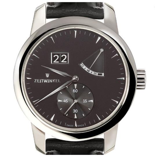 Zeitwinkel 273° : grande date et réserve de marche