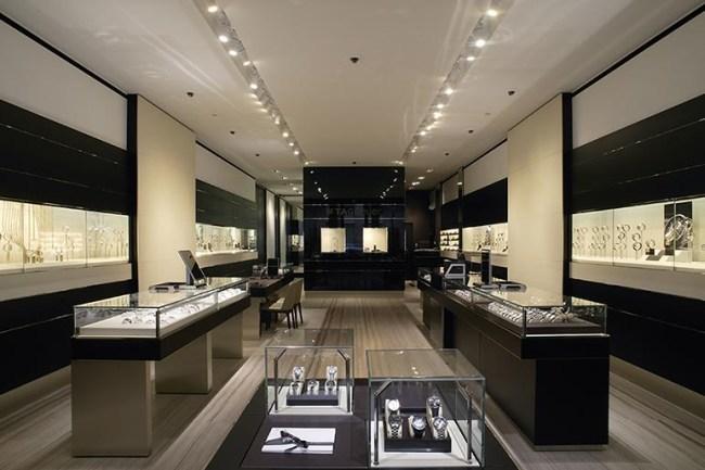 TAG Heuer : ouverture en grande pompe de la boutique du boulevard des Capucines à Paris