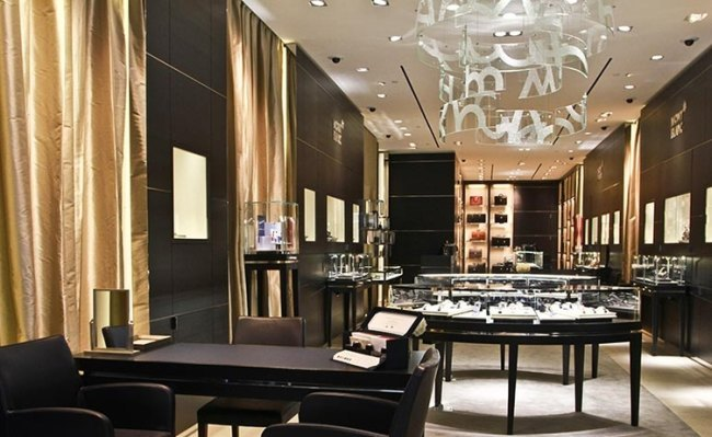 mont blanc stylo boutique paris