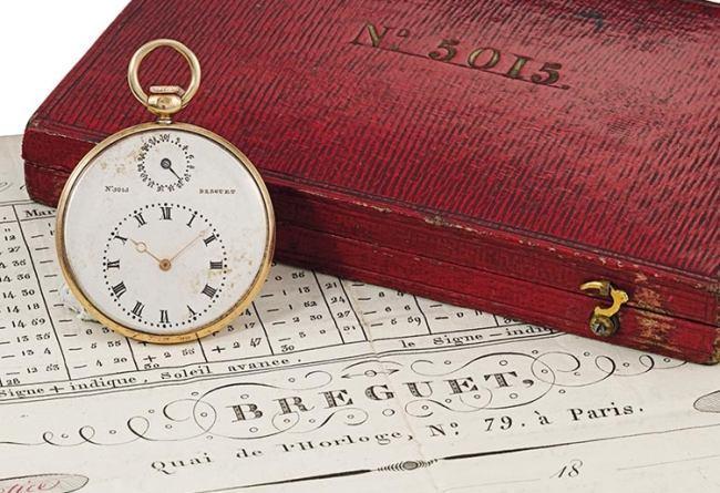 Breguet : acquisition de trois nouvelles montres de collection