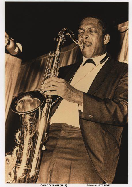 John Coltrane, DR