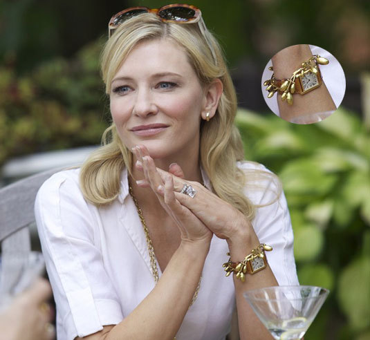 Cate Blanchette, Blue Jasmine, DR